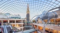 天幕,已然成为购物中心一道靓丽的风景线?