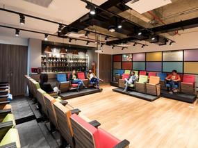 广告公司办公室装修设计 - 美学搭配法则