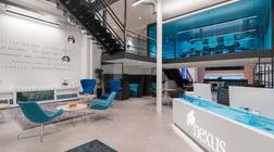 如何在办公室装修设计中融合企业形象?