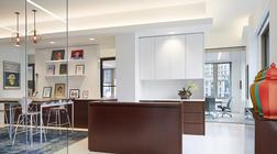 金融公司办公室装修设计 - 环保空间
