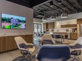 White&Case新办公室装修设计 - 健康和幸福