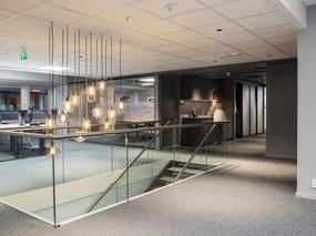 房地产公司办公室装修设计 - 创造氛围