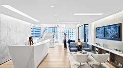施华洛世奇的纽约办公室装修设计