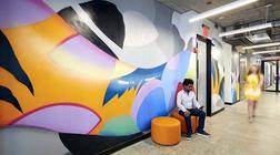 100 Bogart的新办公室装修设计 - 仓库改造