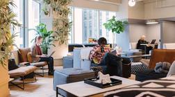 WeWork纽约市中心办公室装修设计 - 设计经典