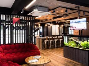 科学公司办公室装修设计 - 一站式总体规划