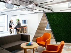 医疗慈善机构办公室装修设计 - 休闲健康
