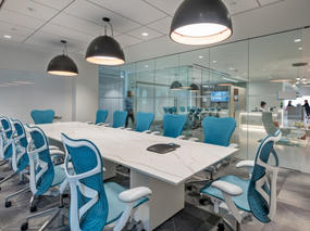 餐饮服务公司办公室装修设计 - 核心空间