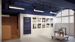 创造的温暖而个性的办公室装修设计