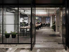 创造创新是办公室装修设计的目的