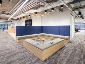 爱德曼办公室装修设计 - 好奇心激发创造力