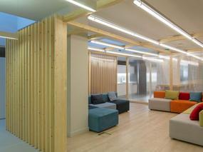 TEN办公室装修设计 - 引人注目
