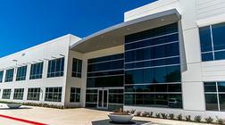 科技感VI-VII办公楼装修设计项目