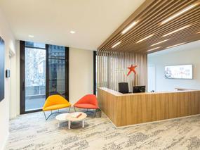 圣保罗出版公司新办公室装修设计空间