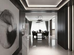 30万/m² 的高级灰豪宅,重新定义京城富豪的审美