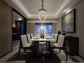戴勇新作|142m² 低调优雅的顶级豪宅样板间