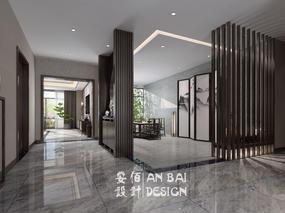林城时代——挺有质感的几张新中式