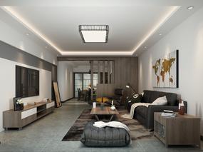 现代风格小住宅