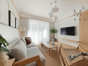 【日式】一米家居 | 樱花树下四合院装修设计