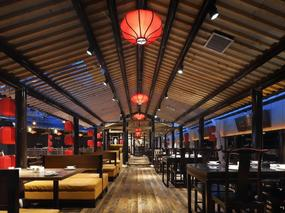 许建国 - 徽宴楼大排档中餐厅设计