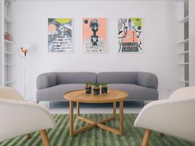 Ace of空间设计 | 85㎡公寓设计
