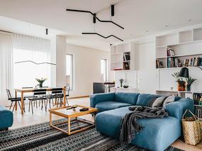 公寓 | 120平方米公寓设计