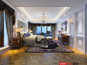 420平法式风格别墅设计案例效果图