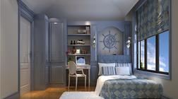 贵阳别墅装修的男孩的房间怎么设计?