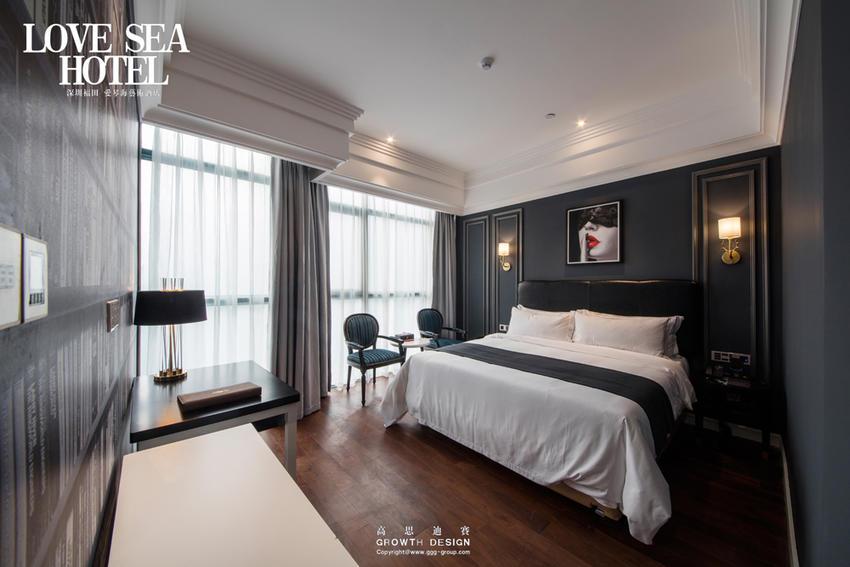【高思迪赛设计作品】深圳爱琴海艺术酒店设计