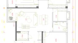 【户型优化第6期】一个家、六口人、十二双筷子,差的只是一个懂人心得设计
