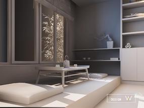 扬州杰飞朽木饰界室内外效果图超写实表现