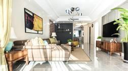 北京家装设计师江建业:北欧三居室,打造纯净自然的浪漫之家