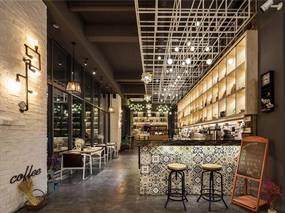福州十佳室内设计师游小华:超高性价比的咖啡厅设计