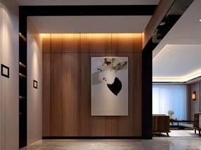 深圳十佳室内设计师赵婷:新中式家居,禅意无言,精美别致