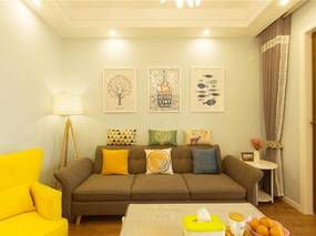 重庆十佳室内设计师许圣伟:清新北欧风,寻找旅行中的春光