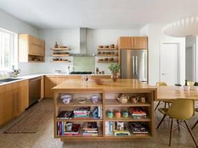 上海十佳室内设计师陈明:走在时尚尖端的L型厨房