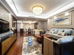 武汉著名设计师蒋兵:清雅含蓄的静谧空间,太适合爸妈颐养天年了