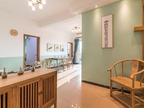 设计师陈易丨82平米民宿改造,超低成本获认可