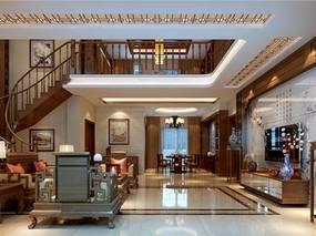福州知名设计师艾子:一抹木色诠释中式大宅,禅意与精致在此安放