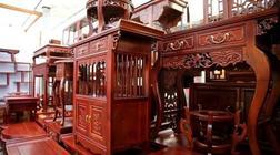 实木家具定制中的王者!红木家具独有的优势--保值升值
