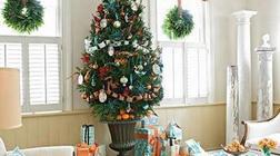 """装饰设计公司分享:如何在家里""""拥抱""""圣诞"""
