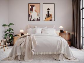 卧室的设计和视觉化