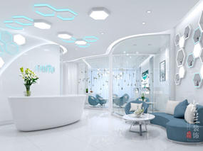泸州美容院设计公司-芙苼集医疗美容院设计