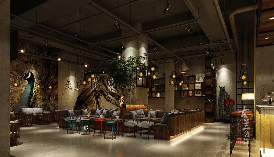 TID咖啡馆设计