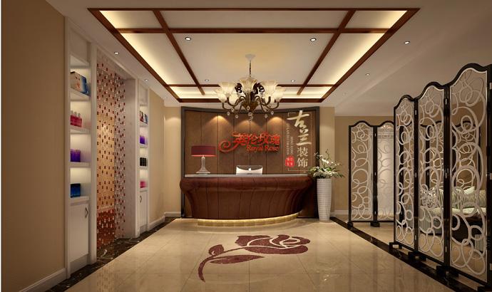 广安专业美容院设计