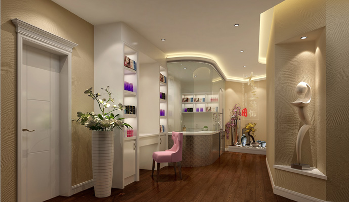 广安美容院设计公司