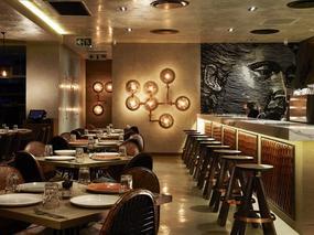 《索拉卡西餐厅》新乡餐厅设计 新乡餐厅设计公司