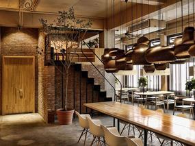 安顺咖啡厅设计《Gu咖啡厅》