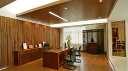 办公室装饰木地板的设计注意事项