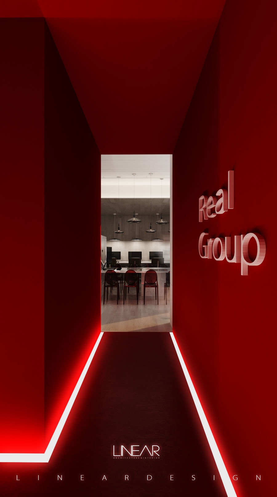 REAL GROUP Office #2017扮家家年度作品展#